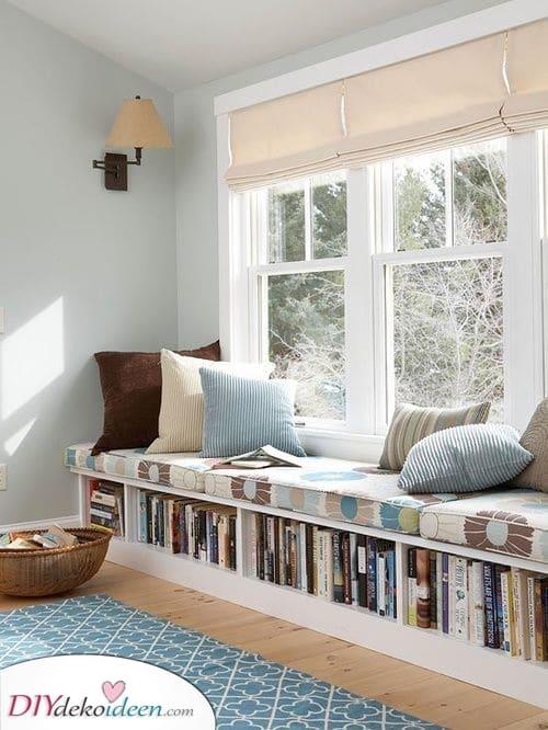 Unter den Sitzen – Süße Schlafzimmer Ideen