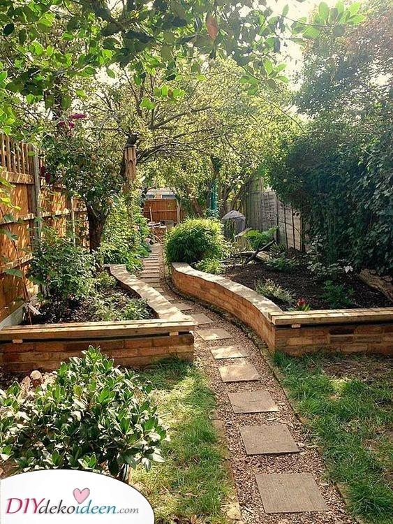 Erhöhte Gartenbeete – Ein bisschen Landschaftsgestaltung
