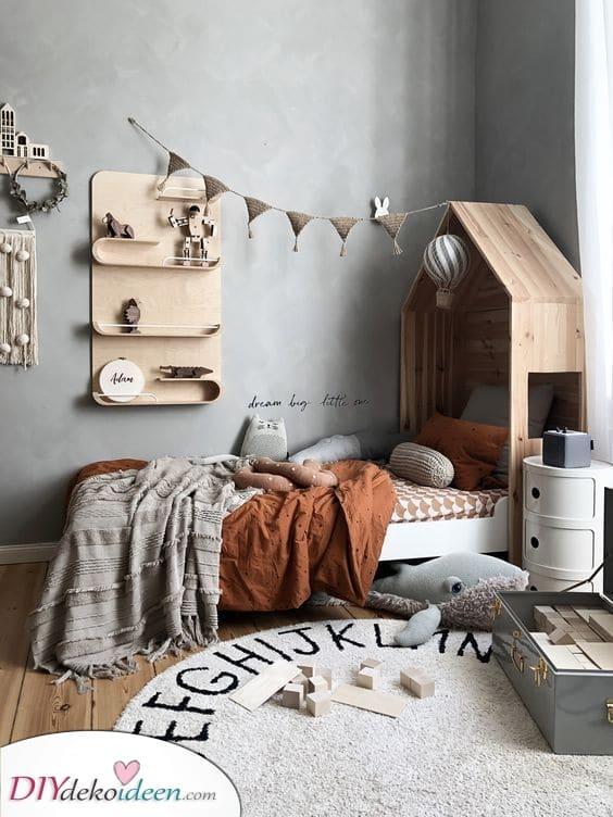 Einzigartige Dekorationsstücke – Jungen Kinderzimmer