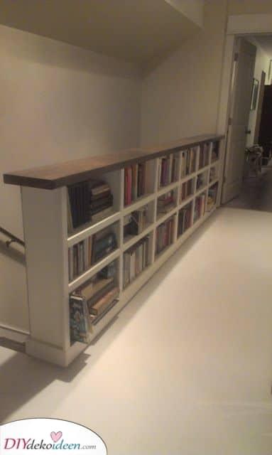 Neben Ihrer Treppe – Eine Alternative zum Geländer