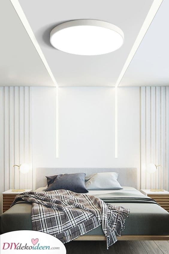 LED-Deckenleuchten – Einzigartig und intensiv