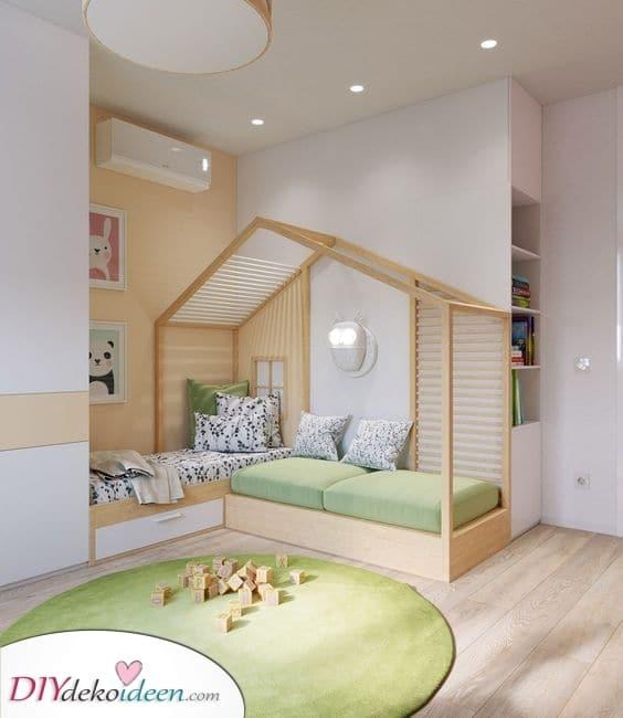 Einfach und sauber – Zimmerideen für kleine Jungen