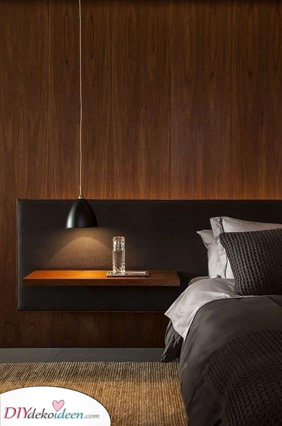 Minimalistisch und simpel – Hängeleuchten fürs Schlafzimmer