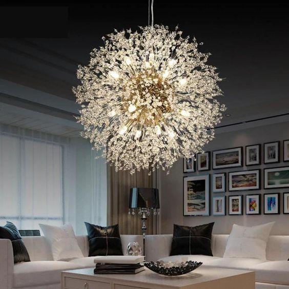 Ein Lichtball – Schöne Lampen für Ihr zu Hause