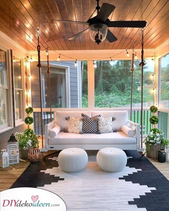 Verträumt und wunderschön – Garten Terrassen Ideen