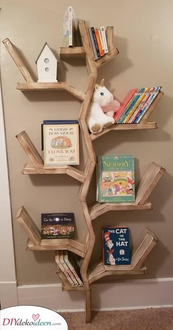 Ein fabelhafter Baum – Perfekt für ein Kinderzimmer