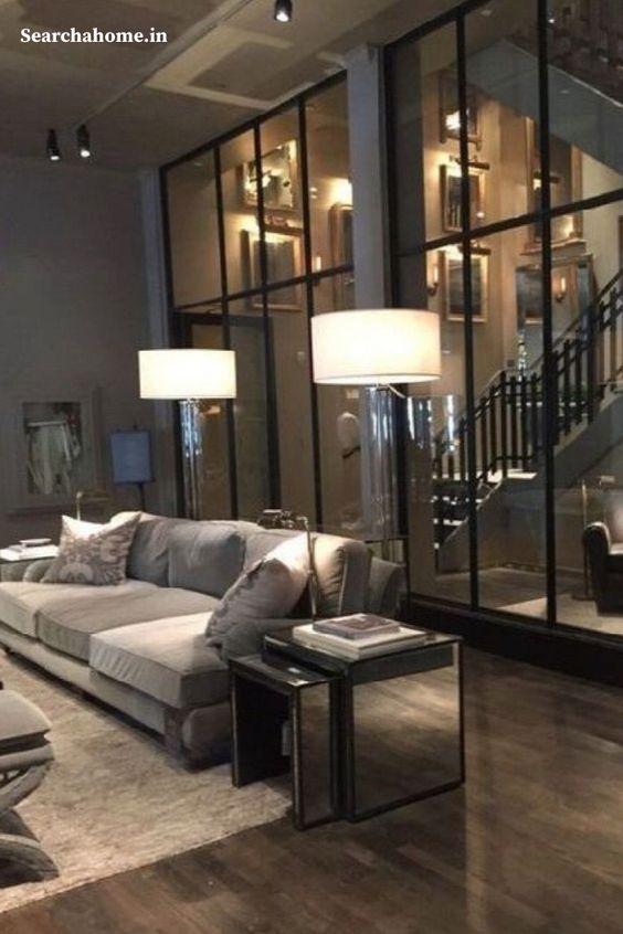 Eine fantastische Kombination – Wohnzimmer Beleuchtung für Sie gemacht