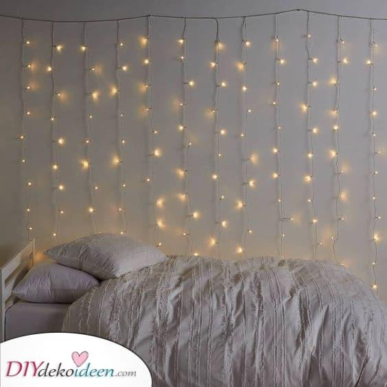Einfach und magisch – Eine fabelhafte Schlafzimmerlampe