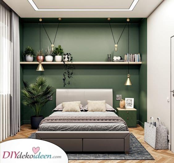 Ein schlichtes Design – Für dein Schlafzimmer