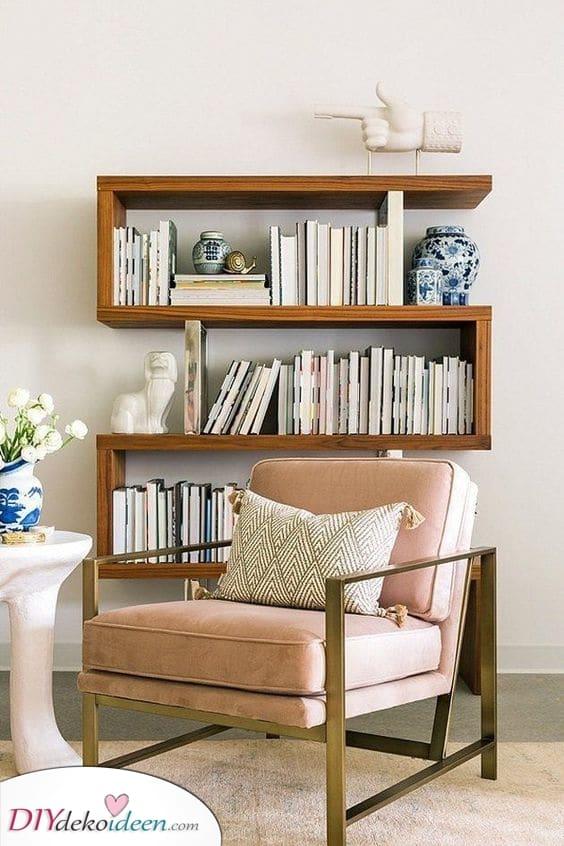 Tolle Regal Ideen – Finden Sie Ihre Inspiration für Bücherregale