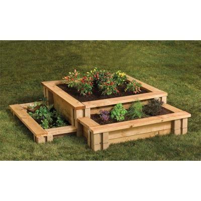 Hochbeete für den Garten – Erhöhte Gartenbetten