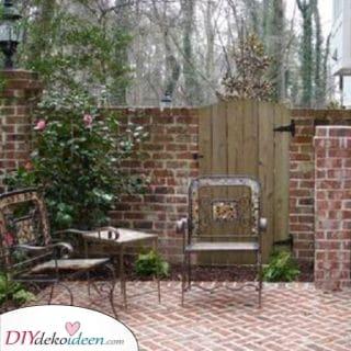 Gartenzaun Ideen – Traditionell und Schön