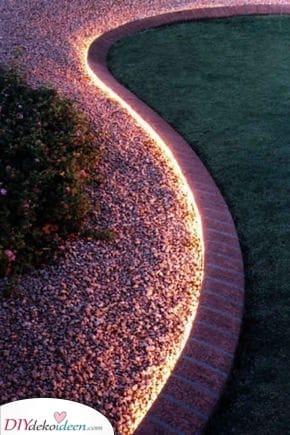 Kreativ werden – Mit tollen Außenbeleuchtung für den Garten