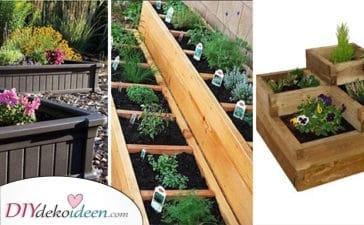 20 Schöne Hochbeete Für Den Garten – Ihre Garten Hochbeet Ideen