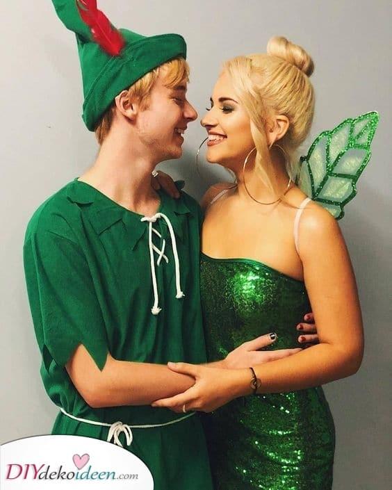 Peter Pan und Tinkerbell – Fliegen Sie nach Nimmerland