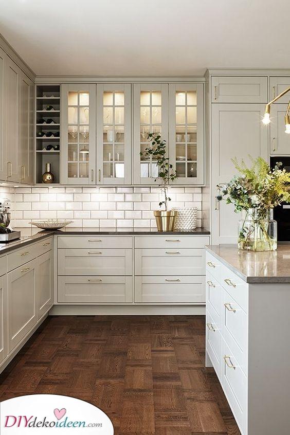Eine rustikale Küche – Wie für Sie gemacht