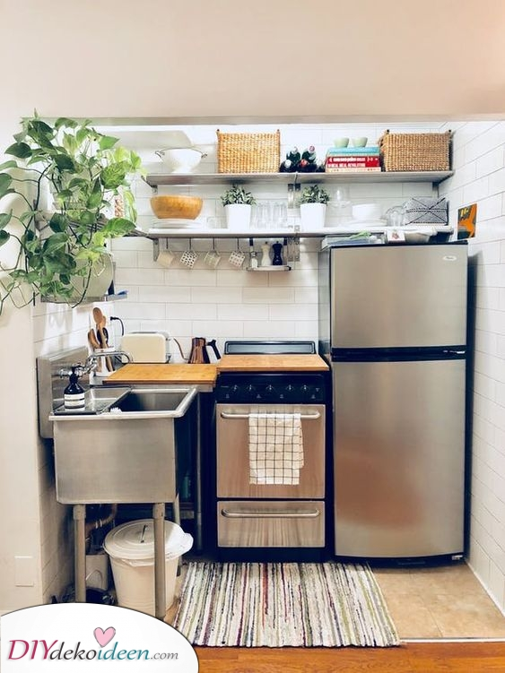 Drücke alles hinein – Einfache Ideen für Ihr Heim