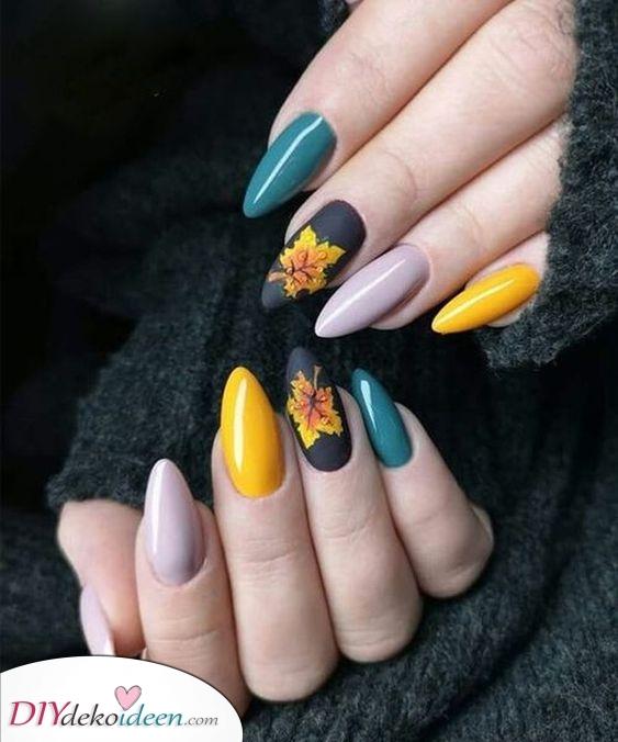 Eine Reihe von Farben – Ihre Nägel werden funkeln