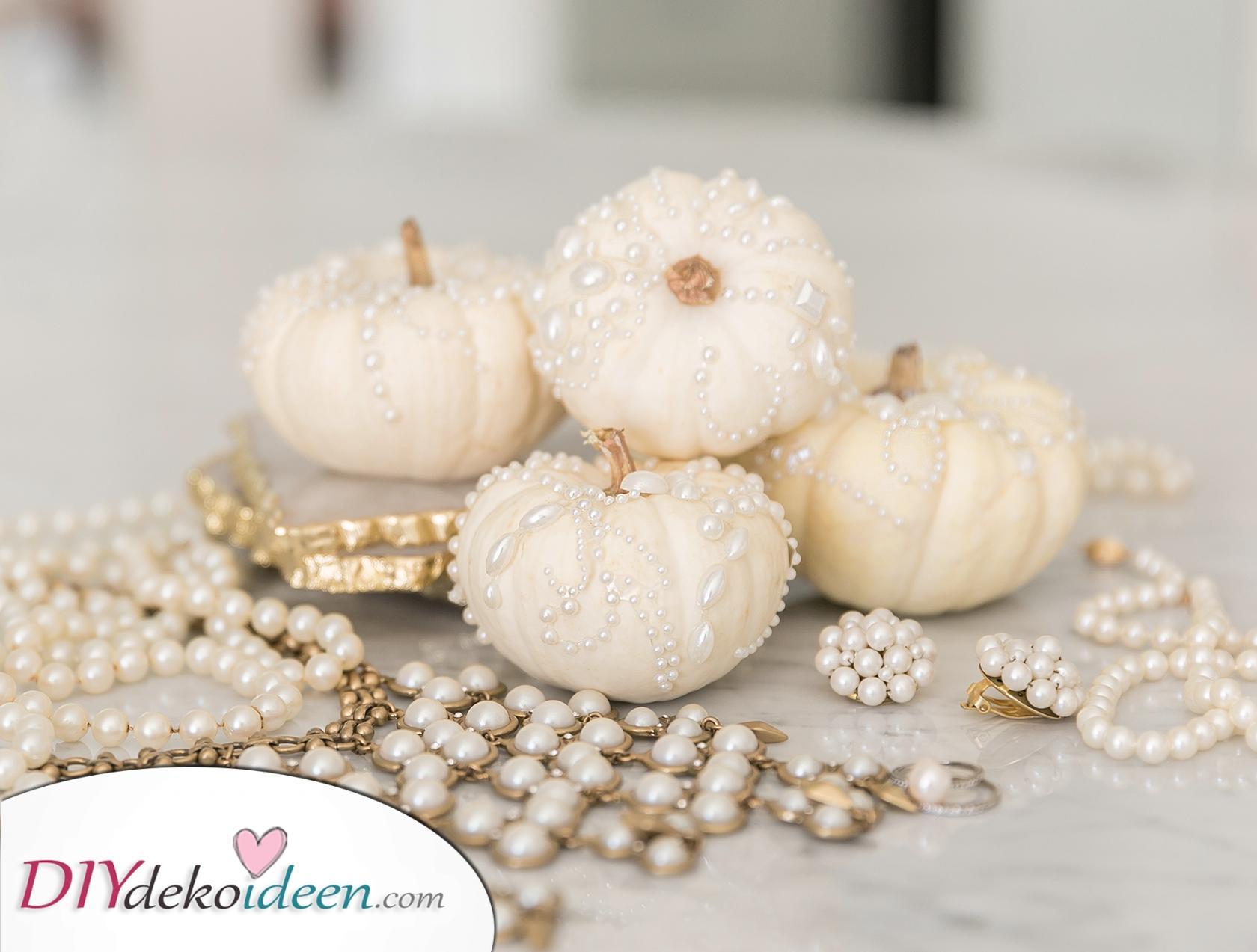 Perlen überall – Eine wunderschöne Idee