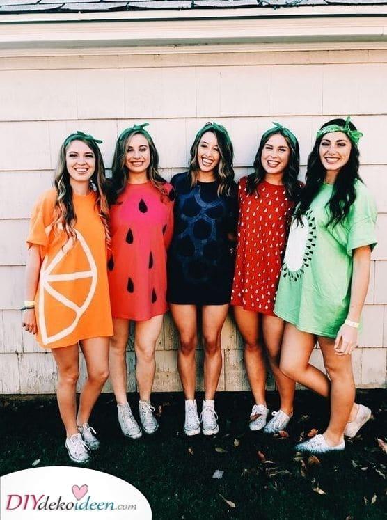 Süß wie eine Frucht – Die besten Kostüme für Halloween