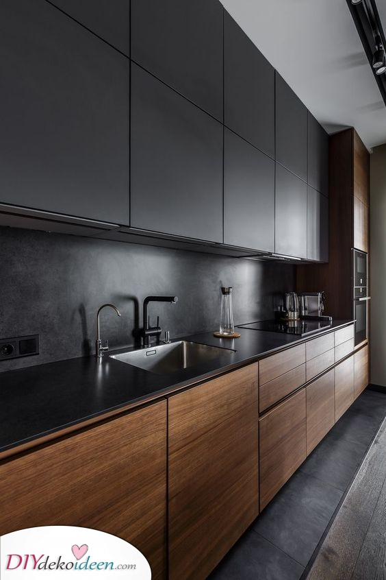 Eine weitere minimalistische Möglichkeit – Elegant und raffiniert
