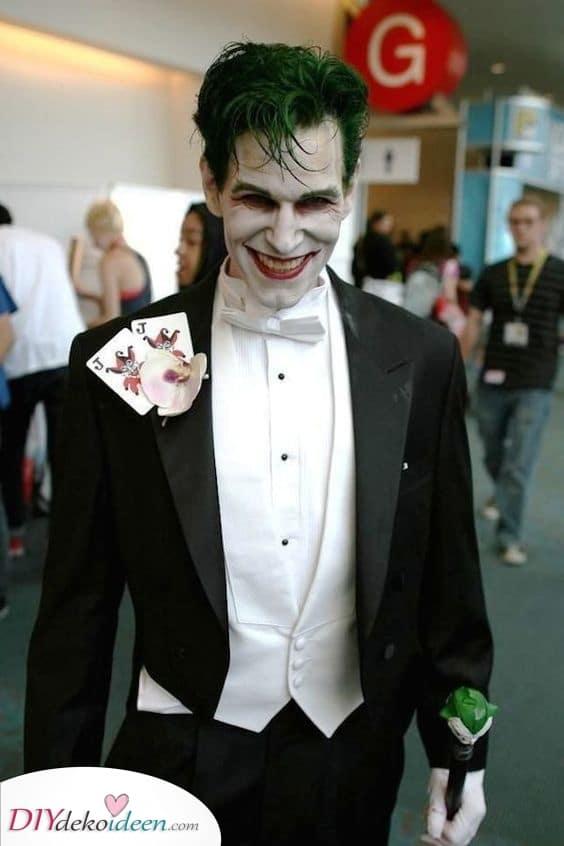 Der Joker – Ein einzigartiger Bösewicht als Kostüme für Halloween