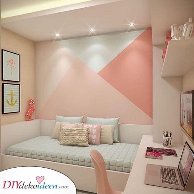Einzigartig und kreativ – Schöne Mädchen Schlafzimmer Ideen