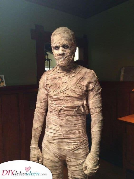 Der Fluch der Mumie – Gruselig und ganz einfach