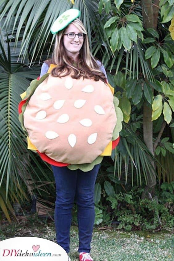 Ein leckerer Hamburger – Schmeckt gut und sieht toll aus