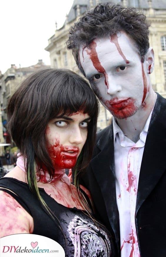 Ein Zombie-Kostüm – Billig und einfach gemacht