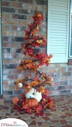 Herbstdeko im Garten – Bleiben Sie kreativ