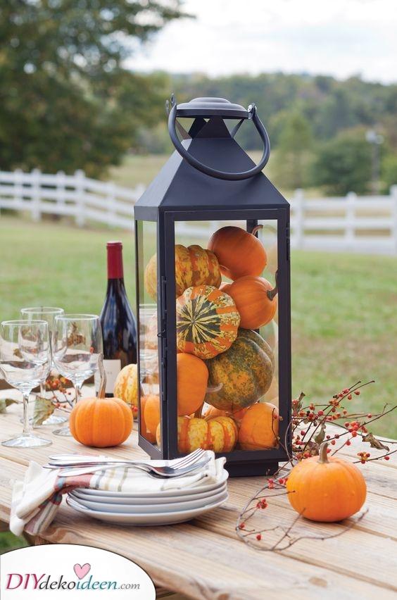 Rustikaler Look – Herbstliche Ideen für Ihr Zuhause