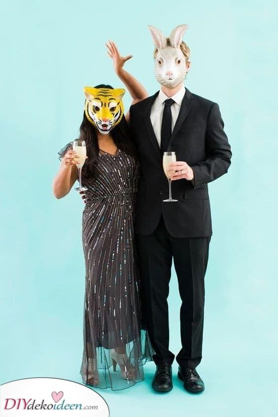 Eleganz mit einem Twist – Karneval der Tiere