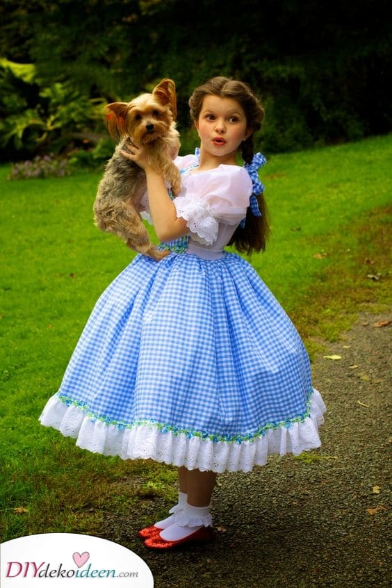 Der Zauberer von Oz – Kostüme für Halloween