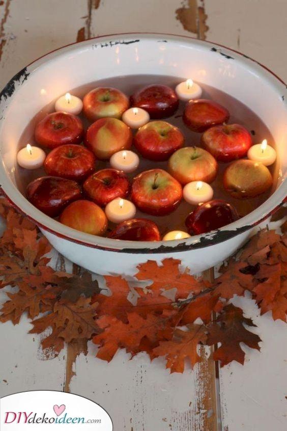 Alles über Äpfel – Nicht zu teuer und trotzdem schön