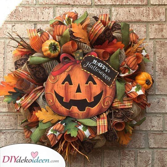Zeit für Süßes oder Saures – Happy Halloween
