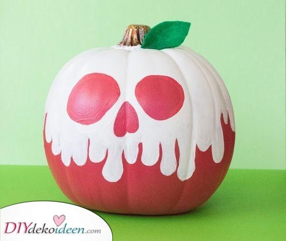 Ein giftiger Apfel – Oder ein giftiger Kürbis