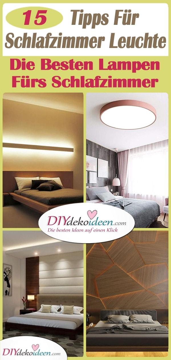 15 Tipps Für Eine Schöne Schlafzimmer Leuchte – Die Besten Lampen Fürs Schlafzimmer