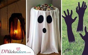 25 Tolle Halloween Dekorationen - Halloween Deko Ideen Für Ihr Zuhause
