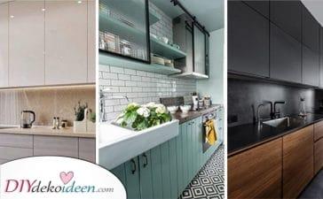 25 Moderne Küchen Ideen – Ihre Küchenschrank Ideen