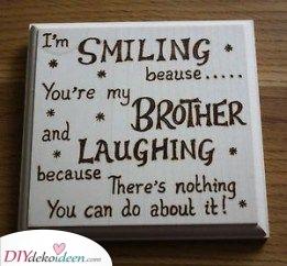 Ein Geschenk für Geschwister – Weihnachtsgeschenke für Brüder