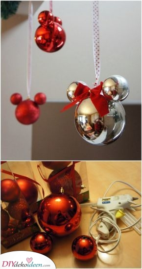 Mickey Mouse – Disney Weihnachtsdekorationen