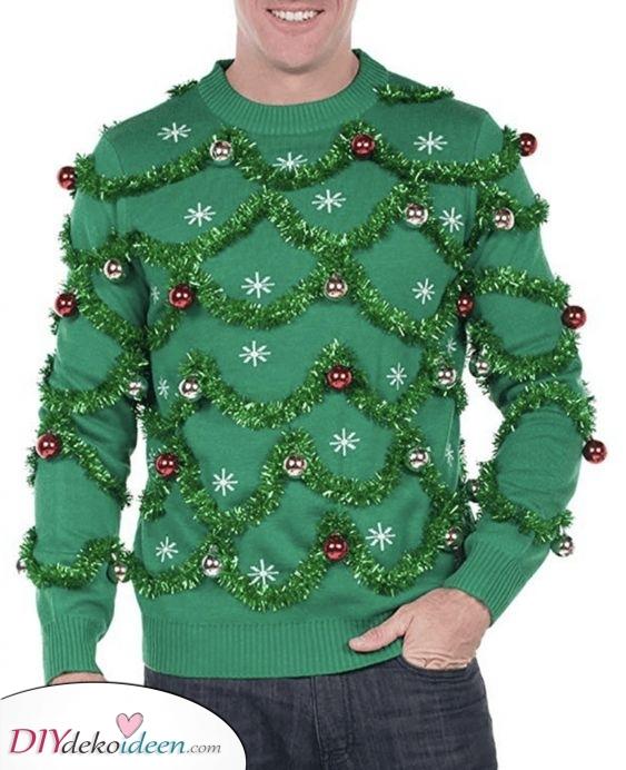 Ein Weihnachtspullover – Die besten Männer Weihnachtsgeschenke