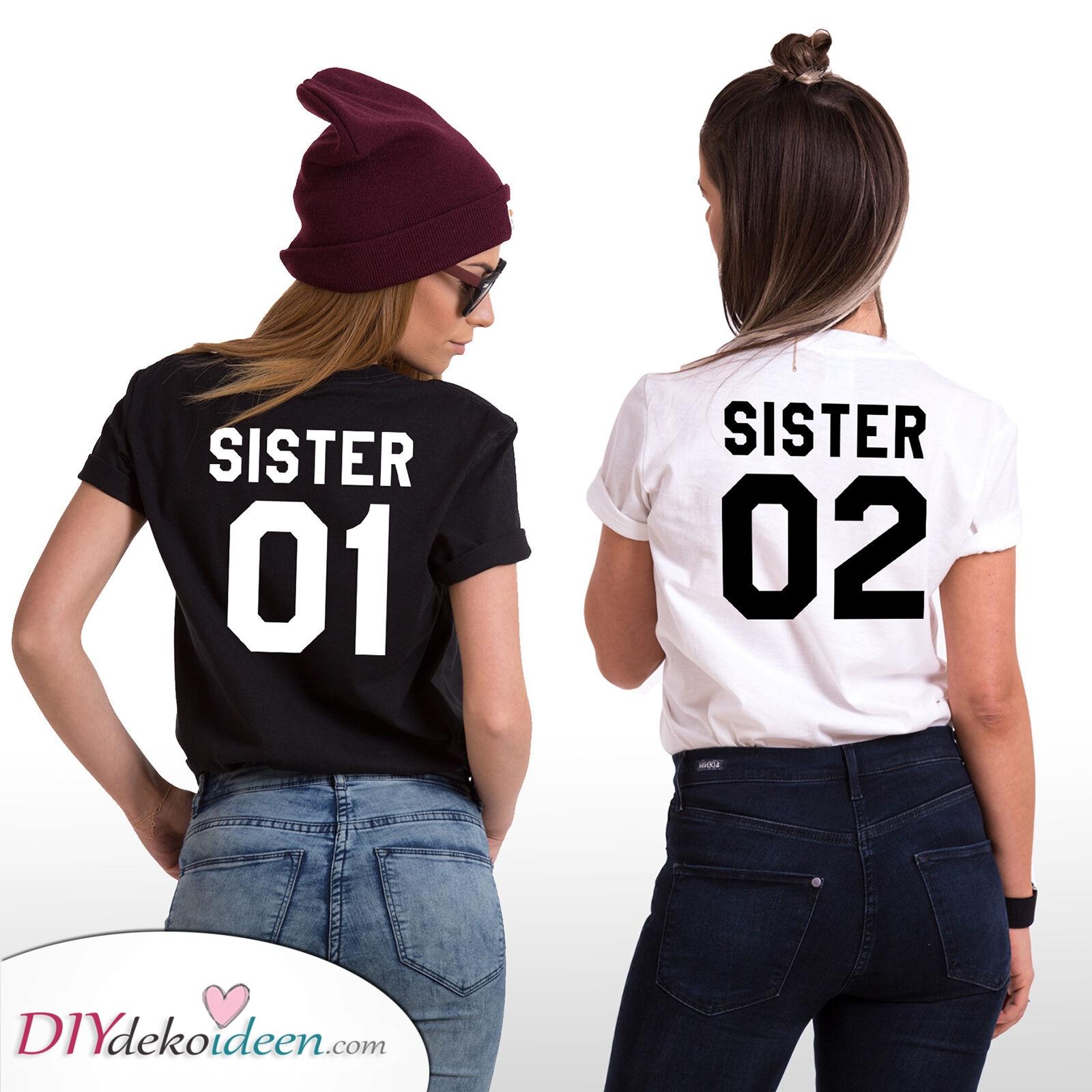 Passende T-Shirts – Perfekt für Geschwister