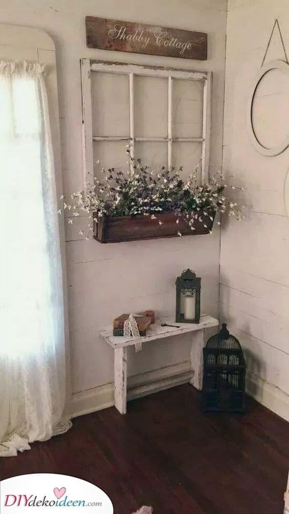 Eine Essenz des Bauernhauses – Rustikale Einrichtungs Ideen