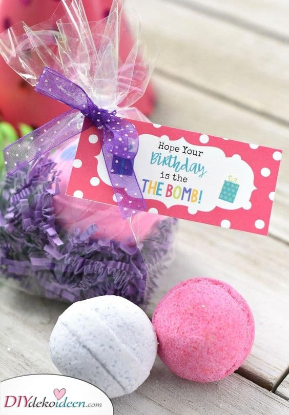 Alles Gute zum Geburtstag – Schöne Überraschungen