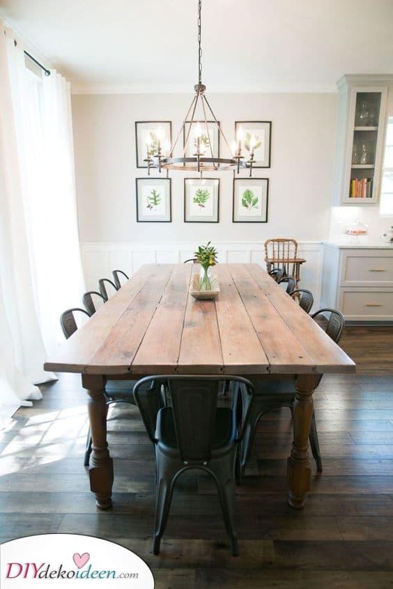 Inspiration vom Essen – Esszimmer Wanddeko für Ihr Zuahuse