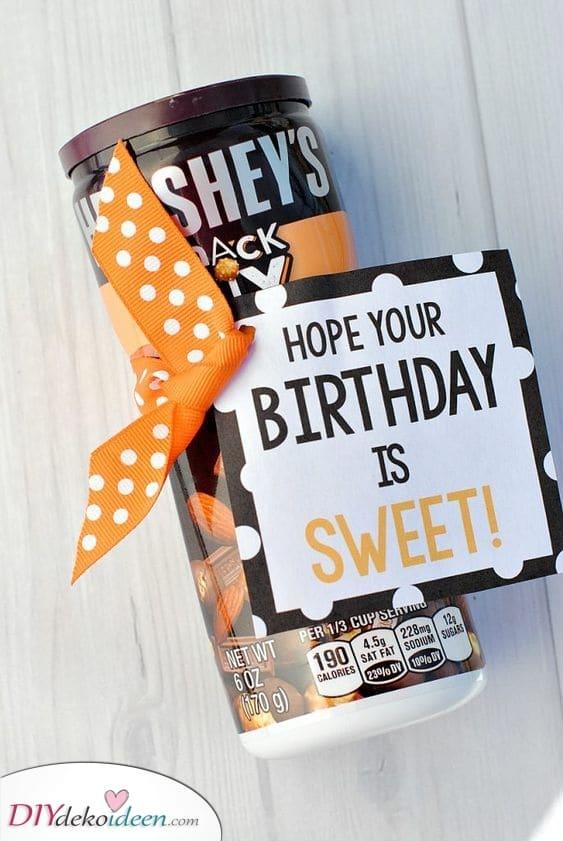 Ein süßes Geschenk – Geburtstagsgeschenkideen für Freundin