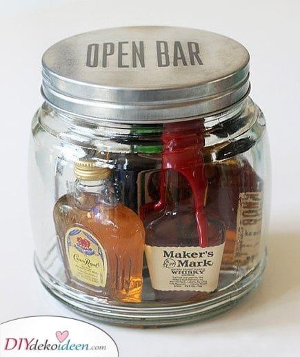 Eine offene Bar – Ein besonderer Genuss für Ihn