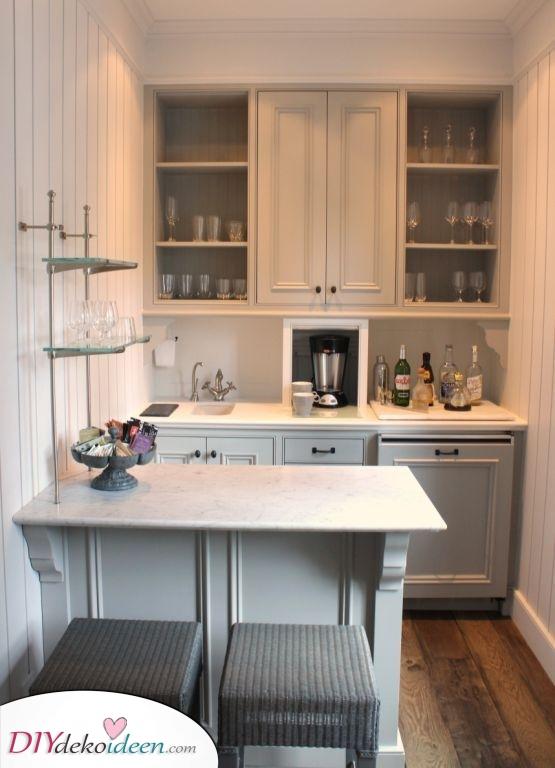 Fügen Sie einen kleinen Tisch hinzu – Ideen für eine kleine Räume